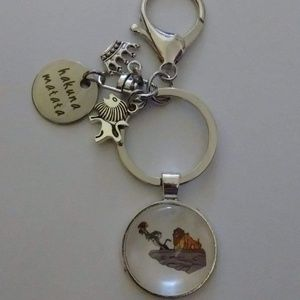 Accessories - Disney The Lion King Keychain/Purse Dangle